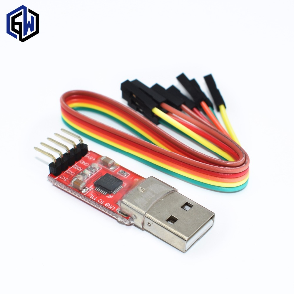 1-pcs-cp2102-modulo-usb-para-ttl-uart-serial-cabo-de-download-stc-pl2303-super-linha-escova-de-atualizacao