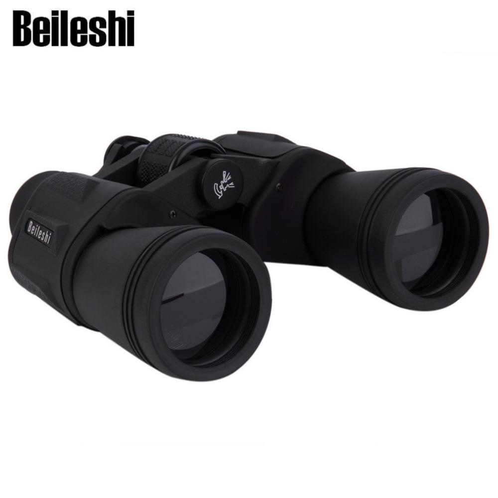Military HD20x50 Binoculars Professional Hunting Climbing Watching Telescope Zoom High Quality Vision No Infrared Eyepiece Black  powerful telescopio military hd 8x40 binoculars professional hunting telescope zoom high quality vision no infrared eyepiece new