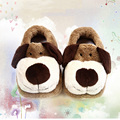Winter Kids Slippers Boy and Girl House Cotton Shoes Warm Cartoon CHW013