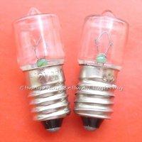 Free Shipping E10 12v 0.7a Good!miniature Lighting Bulbs A606