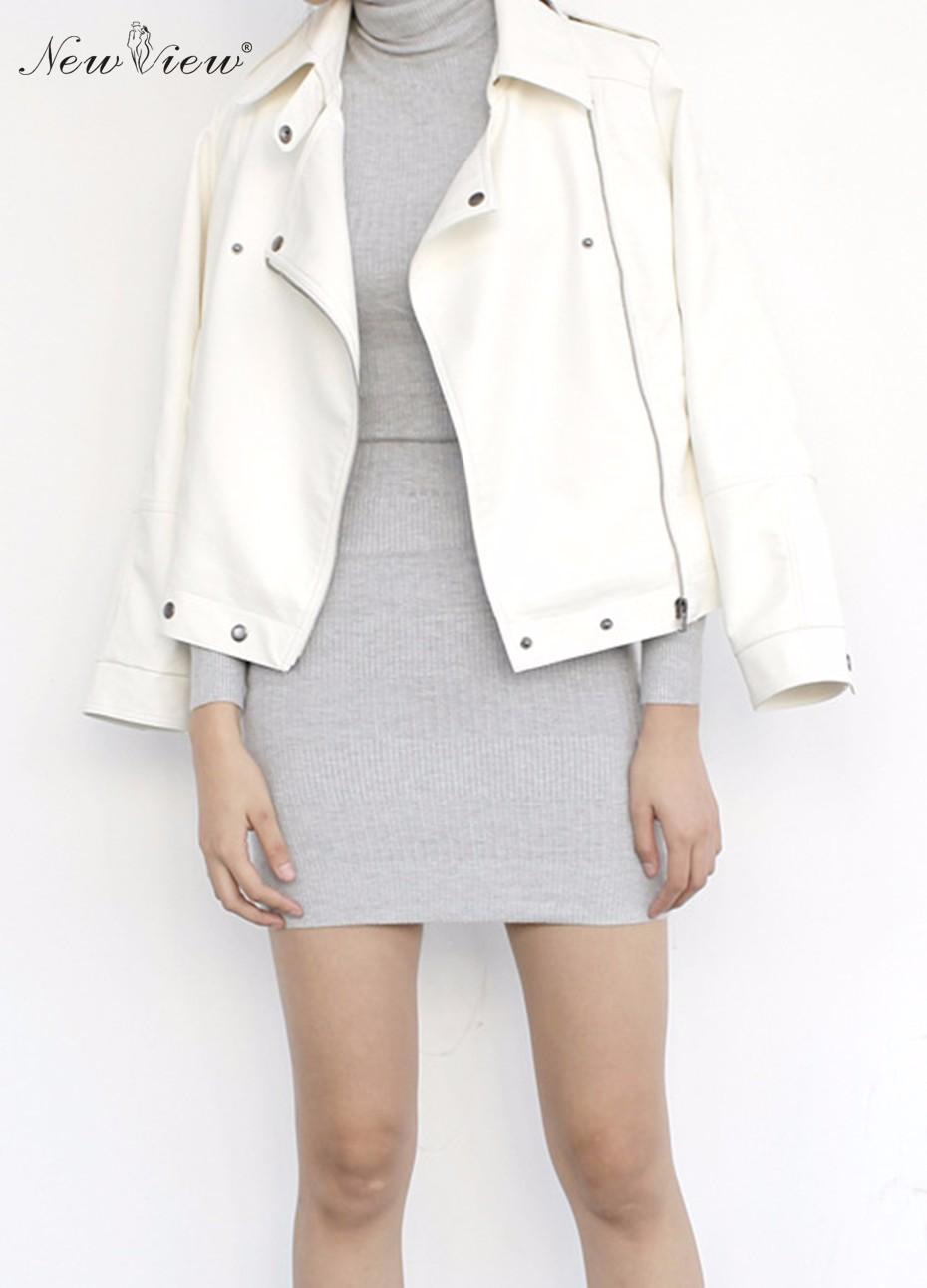 coat Pu leather