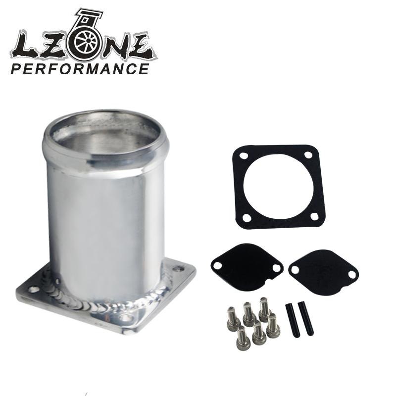 LZONE RACING - EGR REMOVAL kit / EGR Valve blanking plate For LAND ROVER DISCOVERY 2 & DEFENDER TD5 JR-EGR11