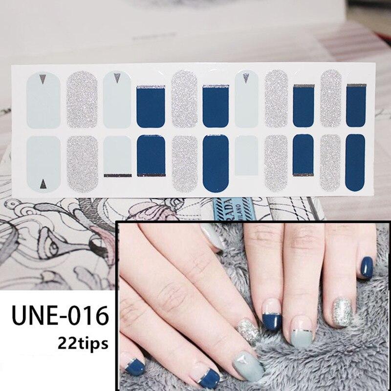 metal multi-tamanho adesivo decoração do prego adesivo diy adesivos de unhas