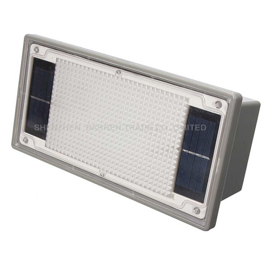 16pcs/lot Waterproof Outdoor Recessed Paver solar Light for Outdoorsolar light outdoor solar led lamp garden light