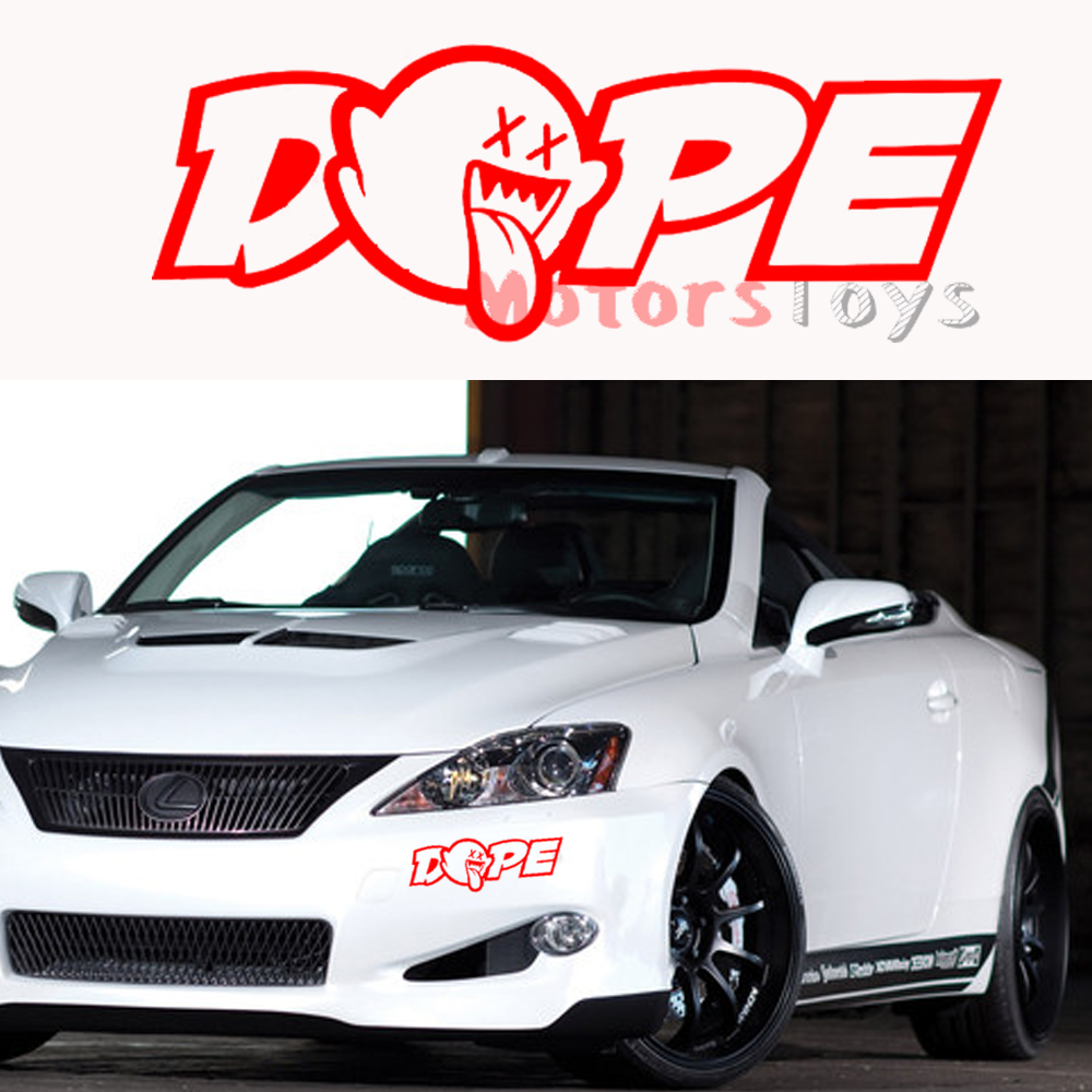 Compare Prices On Car Stickers Dope Online Shopping Buy Low Price