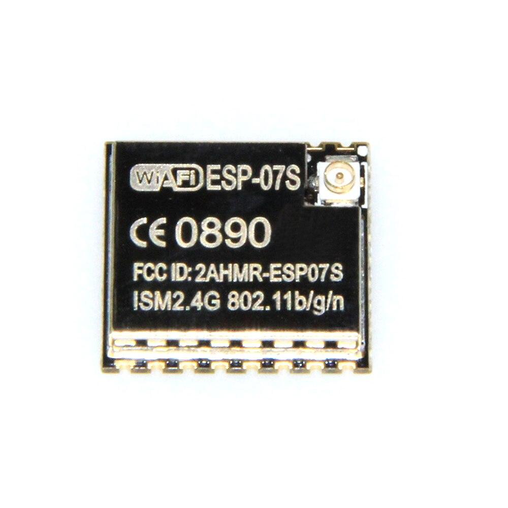 Smart Electronics  ESP-07S (ESP-07 Updated version) ESP8266 serial WIFI model Authenticity GuaranteedSmart Electronics  ESP-07S (ESP-07 Updated version) ESP8266 serial WIFI model Authenticity Guaranteed