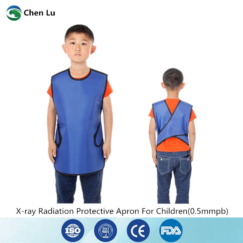 Genuine gamma ray and x-ray radiation protective clothing medical exposure radiological protection 0.5mmpb children apronGenuine gamma ray and x-ray radiation protective clothing medical exposure radiological protection 0.5mmpb children apron