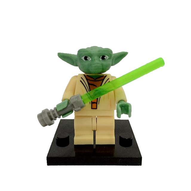 Legoing Star Wars Building Blocks Figure Han Solo Anakin Darth Vader Yoda Star Wars Toys Compatible Legoings Starwars Figures
