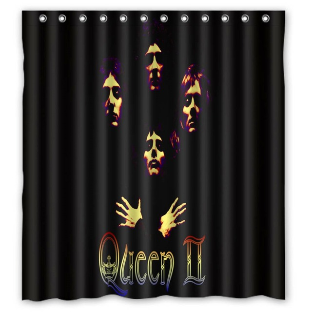 Anime Shower Curtain One Piece Dragon Ball Z Bleach Fairy Tail Naruto Together Queen