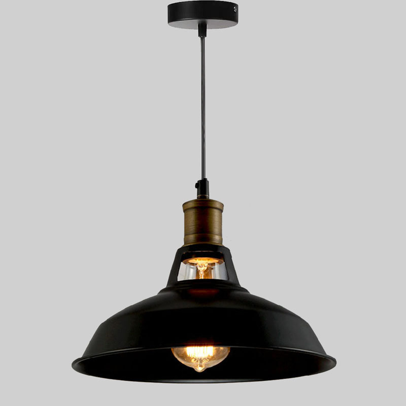 Industrial Vintage Pendant Lights Loft RH Antique Black/White Pendant Lamps for Restaurant/Bar/Coffee Room/Dinning Room Lighting loft antique ceiling vintage pendant lights industrial home decoration lighting with e27 edison bulb for dinning room restaurant