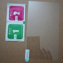 Myslc Универсальный 153X85 мм Закаленное Стекло-Экран Протектор Пленка Для 7 дюймов Планшетный + экран бумага для чистки/салфетки