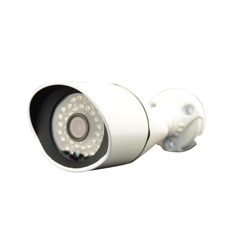 ФОТО Metal P2P Onivf H.265 security surveillance camera 1080P infrared night vision network IP camera POE Audio