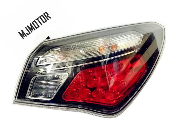 Feu de frein arrière feu arrière gauche/droite pour chinois SAIC MG6 1.8 T 2012 voiture Automobile pièce d'origine 10012112