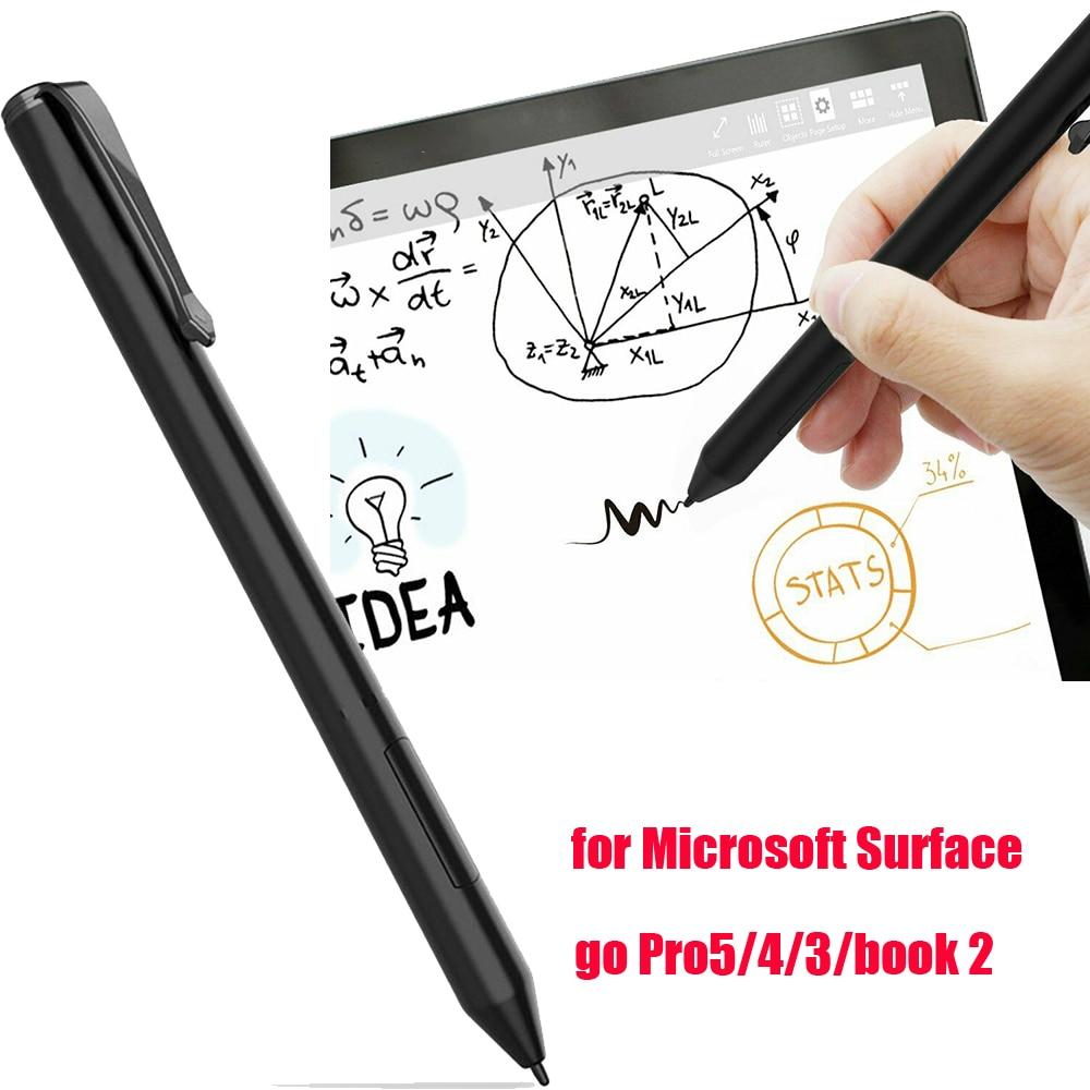 For Microsoft Surface Go Pro5/4/3/book 2 Capacitive Pen Caneta Touch Screen Pen 2019 New Tablets Laptops Pen