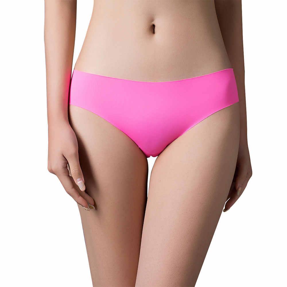 Rắn Quần Lót Liền Mạch Thấp Tầng Quần Lót Nữ Tóm Tắt Sexy Quần Lót Phụ Nữ Cộng Với Kích Thước Đồ Lót Đồ Lót Culotte Siêu-mỏng new Hot