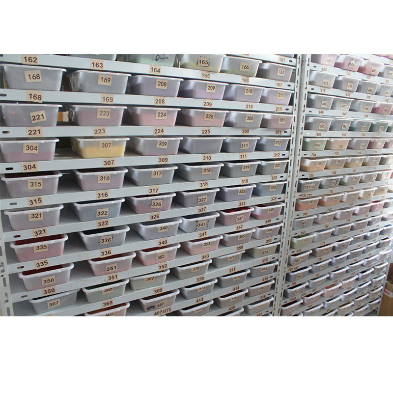 Christmas China Storage