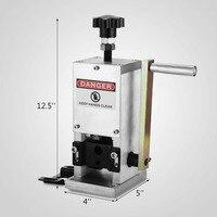 Gratis Verzending Voor Eu Nieuwe Koperdraad Strippen Machine Kabel Stripper Schroot Recycle Tool