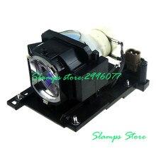 NIEUWE DT01021 Projector Lamp Voor Hitachi CP X2510Z/CP X2511/CP X2511N/CP X2514WN/CP X3010/CP X3010N/CP X3010Z/ CP X3011/CP X3011N