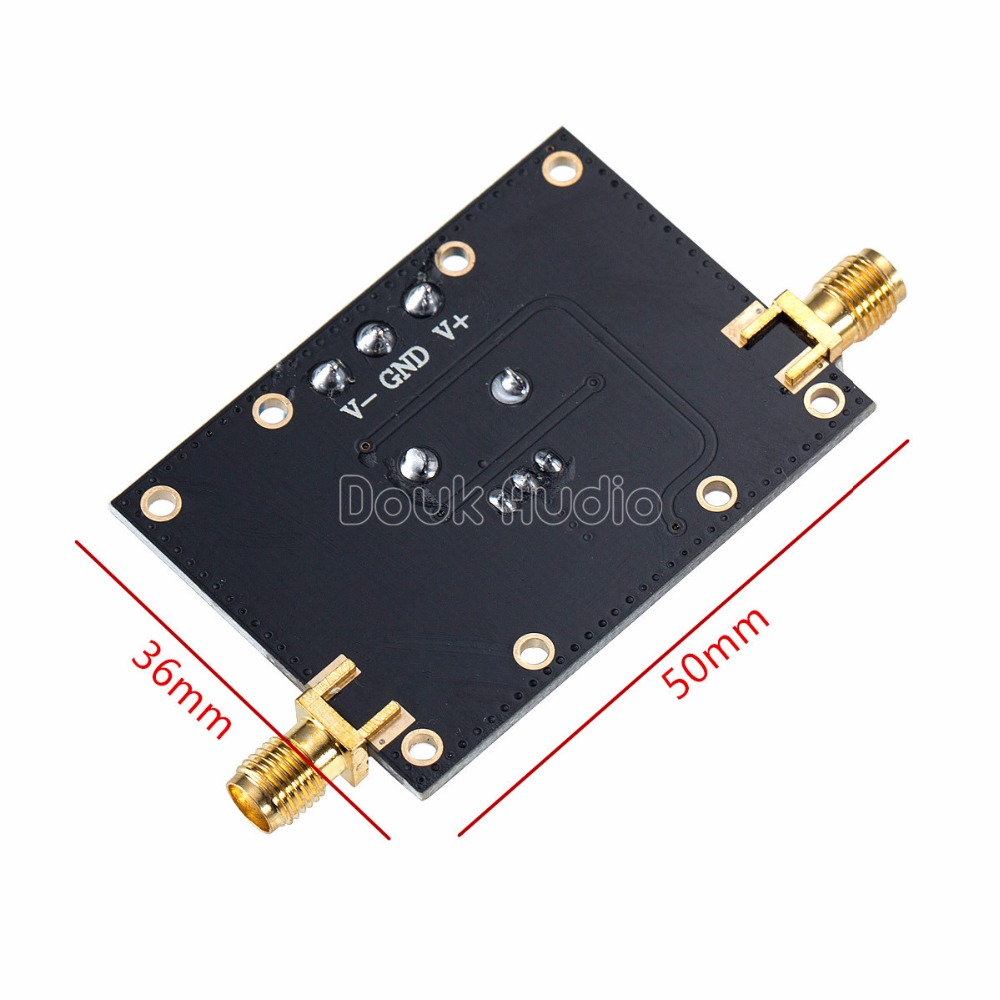 Ths4271 Broadband Low Noise Operational Amplifier Module Op Amp 14 Audio Preamplifier Circuit 14ghz Bandwidth In Circuits From Consumer Electronics On Alibaba Group