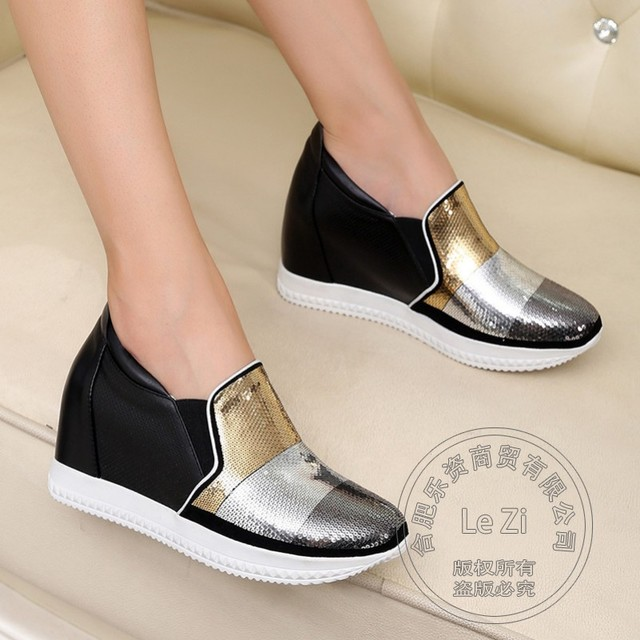 Designer Shoes Soft Leather Novelty Eru 34-39 Plain Womans Shoes Show Young Girl Beauty Shoes Woman 2016 Pure Color Pu
