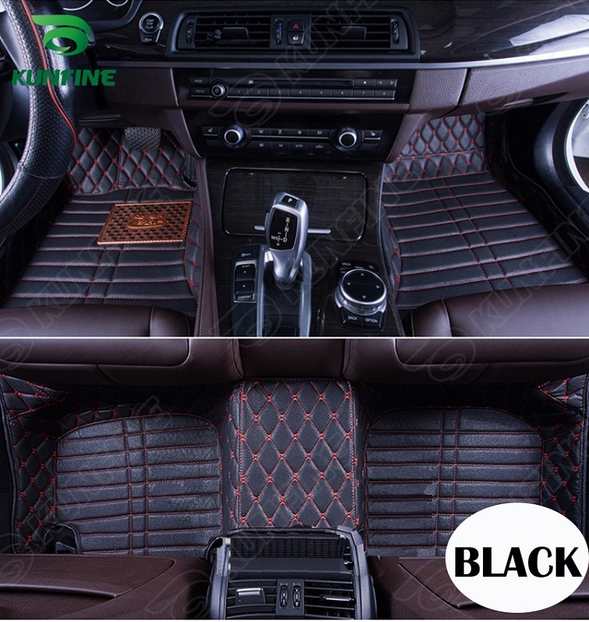 Top Quality 3D Car Floor Mat For BMW 1 Series Foot Mat Car