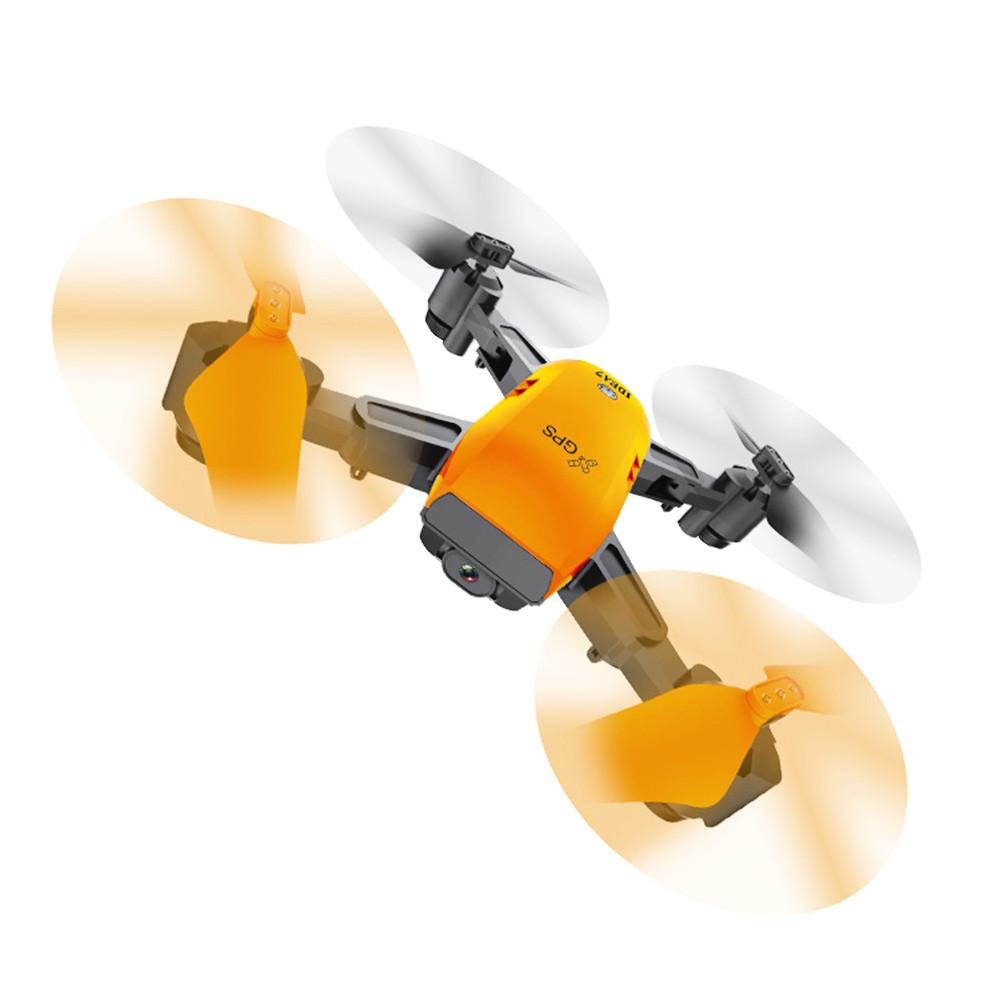 UAV GPS Positioning Aerial HD Folding Four-axis Aircraft Automatically Follow The Remote Control Aircraft Children's Toys Gifts стоимость