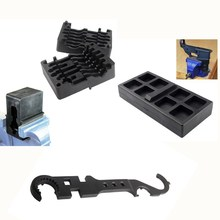 Hunting Smithing Tool Kit Combo Lower/Upper Vise Block&Wrench for AR15 Rifle Hunting Accessories