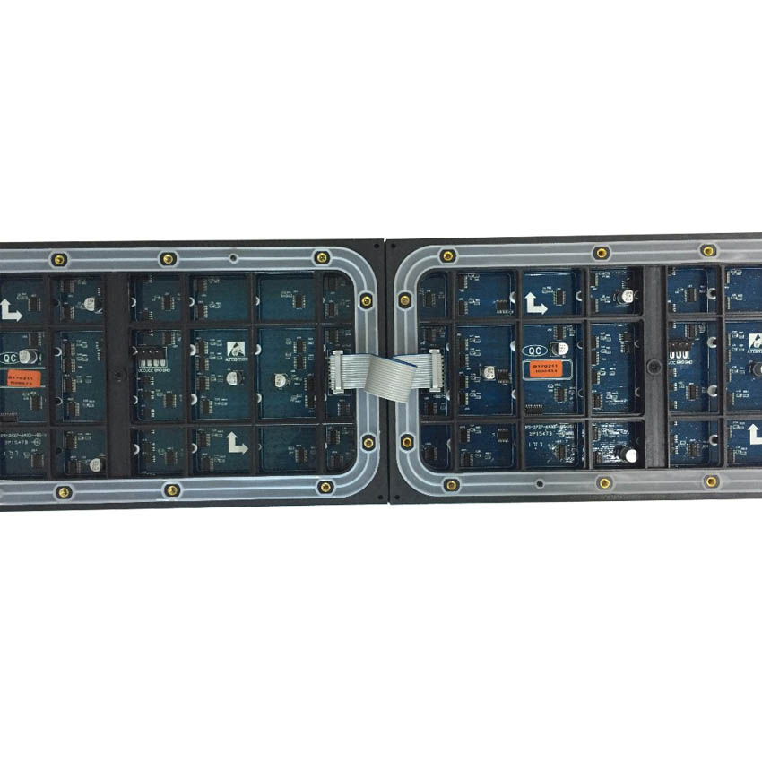 P5 Outdoor Full Color Led Module 320x160mm 64x32 Pixel 1/8 Scan SMD2727 Rgb Led Display Panel For Video Wall Screen