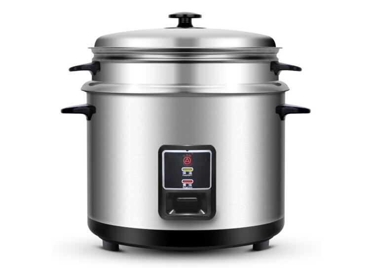 china guangdong Triangle CFXB-50G mini electric rice cooker 3L stainless steel  220v soup