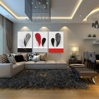 oil paintings customizable canvas wall art 3 pcs modern wall pictures for living room cheap home decoration cavans painting