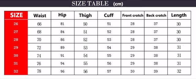 High Waisted Denim Women's Short