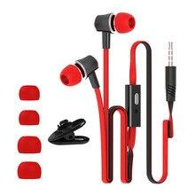3.5mm In-ear Stereo Earphone Music Sports Headset Super Bass Earphones For Xiaom