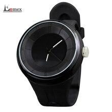 2016 hommes de cadeau Enmex 3D disques creative time code montre-bracelet étanche conception lumière sport mode casual montres à quartz