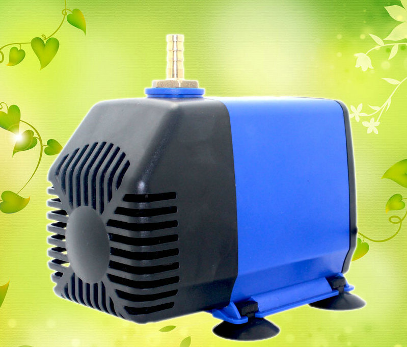 Pompe de circulation de refroidissement de moteur de HG-5000/pompe submersible d'eau de découpeuse de fente/pompe de ménage