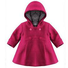 Baby Girl Autumn and Winter Coat