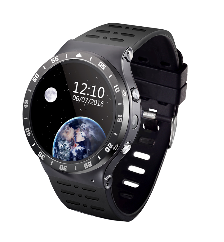 Smartch watch S99A 5.1 OS Smart Watch with 512MB+8GB Bluetooth 3G wifi smartWatch for iPhone IOS phone Pk LEM5