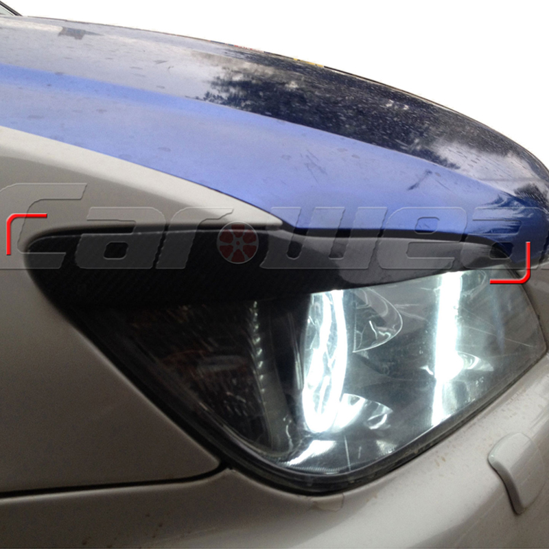 C Style Carbon Fiber Headlight Eyelid Eyebrow For Lexus Is200 1999 2004 In Car Stickers From Automobiles Motorcycles On Aliexpress Alibaba Group