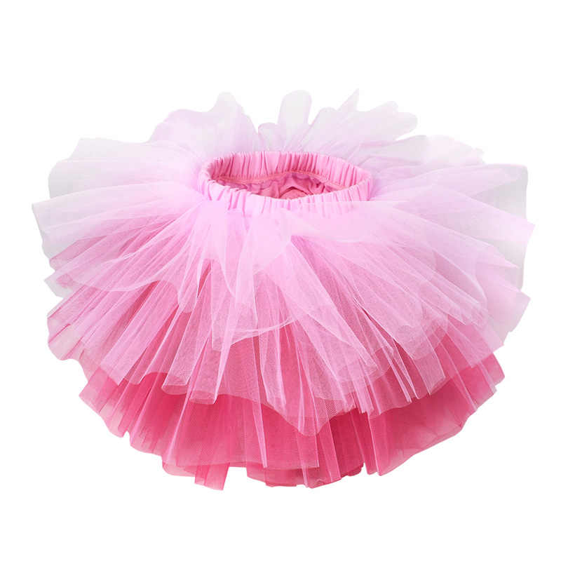 923572f3d1 ... Girls 6 Layer Girl Skirt Fantastic Pettiskirt Tutu Extra Fluffy Maxi  Cake Skirts Party Dance Wear ...