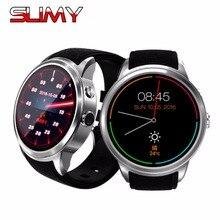 "Viscoso X200 3G Relógio Inteligente Android 5.1 os 1.39 ""IPS Tela OLED 1 GB + 16 GB SIM Apoio/TF GPS WiFi HUAWEI XIAOMI Smartwatch Para IOS"