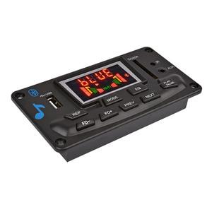 Image 5 - AIYIMA 12V 4.2 Bluetooth MP3 מפענח אודיו מודול ספקטרום תצוגת Lossless APE פענוח תמיכה APP EQ FM AUX רכב אבזרים