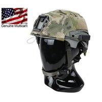 TMC Multicam Helmet Cover for TW Helmet Wendy EXFIL Tactical Helmet Cover MC Camouflage Color Helmet Cloth Free Shipping