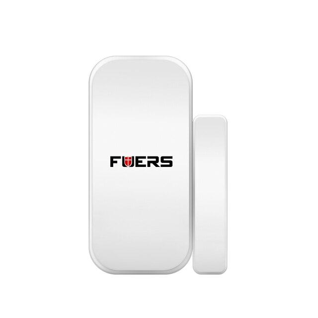 Wireless GSM Alarm Systems Security Home IOS/Android APP Remote Control alarmas casas with wireless door sensors detector