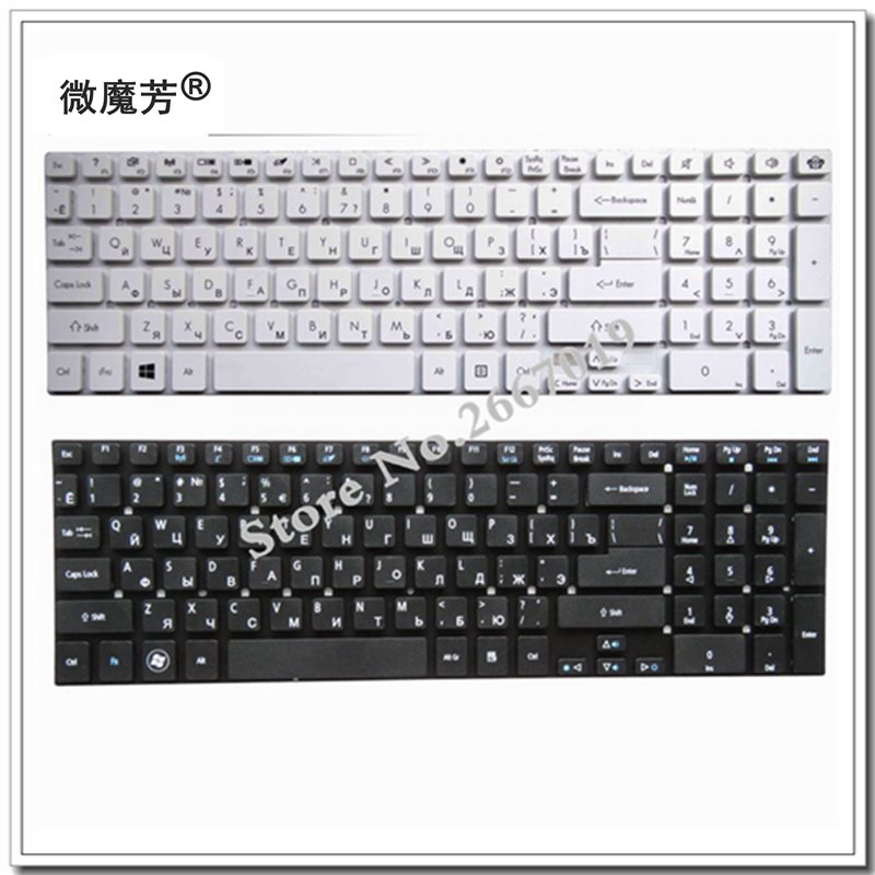RU For Packard Bell Easynote Q5WS1 P7YS0 TS13 TS11 TS11hr TS44 LS11 LS13 LS44 VG70 Laptop Keyboard