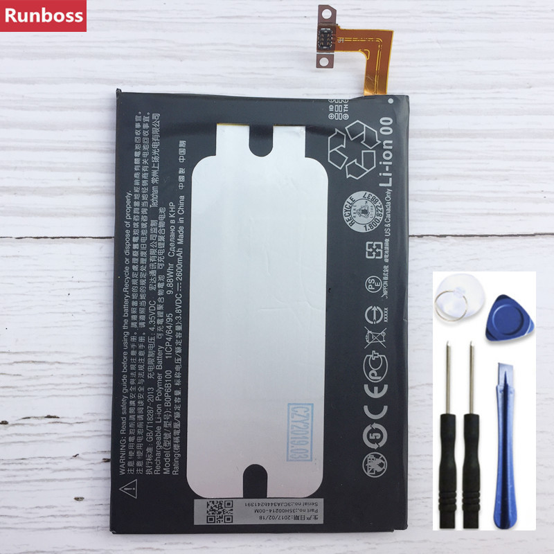 Original High Quality BOP6B100 B0P6B100 Battery For HTC
