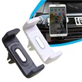 Universal Car Phone Holder Air Vent Mount GPS Stand 360 Adjustable Mobile Phone Holder For iPhone Android Car Phone Holder