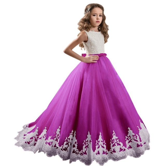 Fancy-Champagne-Flower-Girl-Dress-Long-Sequin-Girls-Dresses-Tulle-Ball-Gowns-Kids-First-Holy-Communion.jpg_640x640 (1)