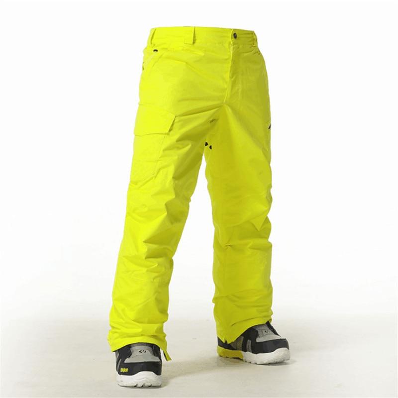 GSOU SNOW 2018 High Quality Winter New Style Men Snow Pants Winter Sport Pants For Men Snow Ski Colorful Pants Free Shipping набор инструментов shantou gepai 721 9 12 предметов page 1