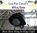 4pcs / lots  light Rainproof cover 54x3w 18x10w Led par Rainproof cover stage lights Covers professional DJ equipment