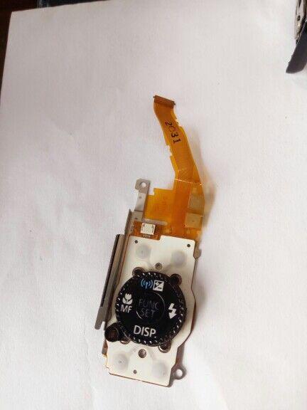 LIVRAISON GRATUITE! bouton câble pour canon s110 bouton câble Camera repair partie deuxième main