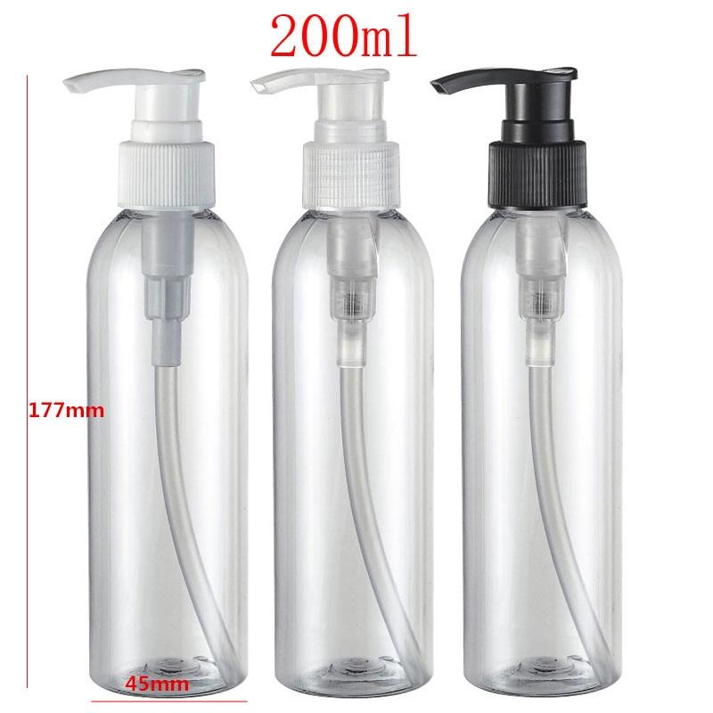 500ml X 15 White Black Plastic Hiar Trigger Spray Pump Bottle 500cc Pump Container Cosmetic Packaging